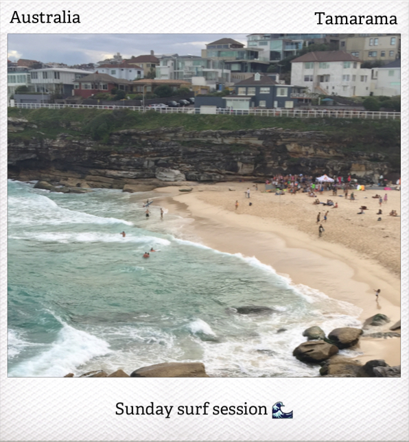 Sunday surf session ????